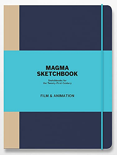 Magma Sketchbook: Film & Animation (Magma Sketchbooks) von Laurence King Publishing