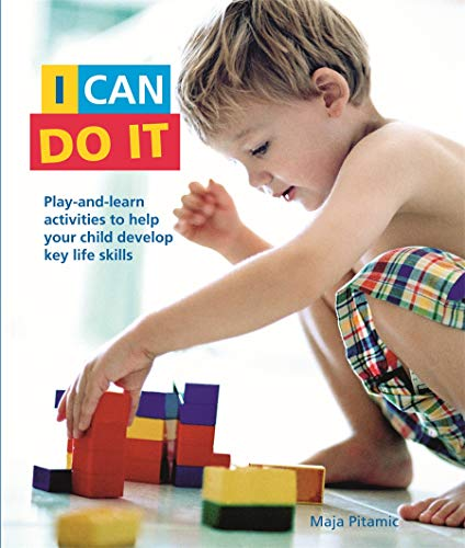 I CAN DO IT: Play and learn activities to help your child discover the world the Montessori way von Modern Books