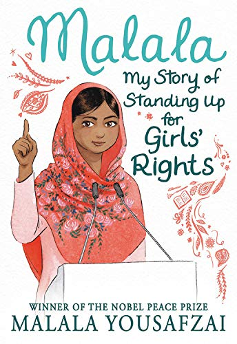 Malala: My Story of Standing Up for Girls' Rights von Little, Brown Books for Young Readers