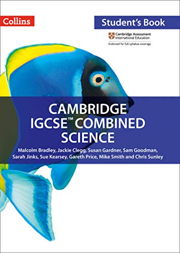 Cambridge IGCSE (TM) Combined Science Student's Book (Collins Cambridge Igcse #174;) von HarperCollins Publishers