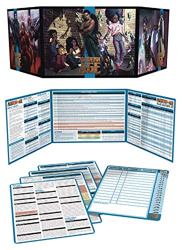 Modern Age RPG Game Master's Kit von Green Ronin Publishing