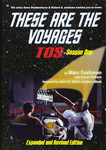 These Are The Voyages, TOS, Season One von Jacobs Brown Press