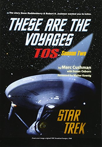 These are the Voyages - TOS: Season Two von Jacob Brown Media Group
