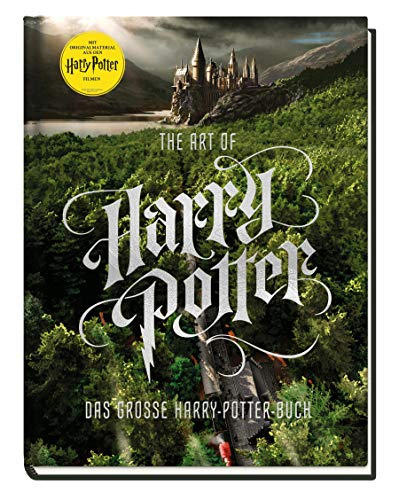 Harry Potter: The Art of Harry Potter - Das große Harry-Potter-Buch von Panini Verlags GmbH
