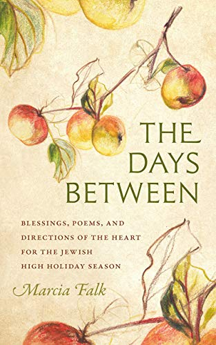 The Days Between: Blessings, Poems, and Directions of the Heart for the Jewish High Holiday Season (Hbi Series on Jewish Women) von Brandeis University Press