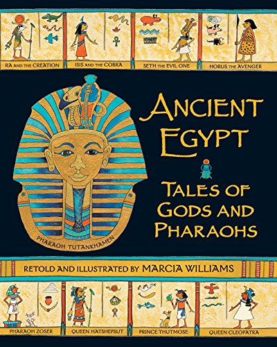 Ancient Egypt: Tales of Gods and Pharaohs von Walker Books Ltd