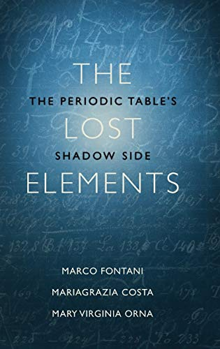 Fontani, M: Lost Elements von Oxford University Press Inc