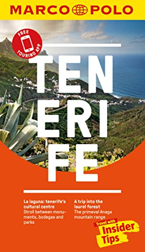 Tenerife Marco Polo Pocket Guide (Marco Polo Guide)