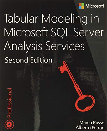 Tabular Modeling in Microsoft SQL Server Analysis Services (Developer Reference) von Microsoft Press