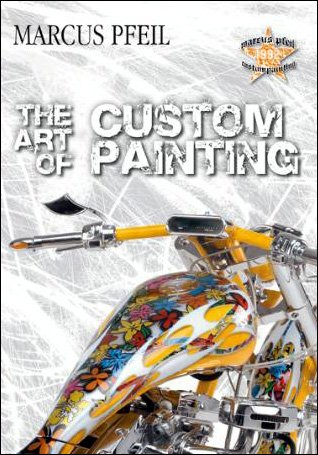 The Art of Custompainting von Huber Verlag Mannheim