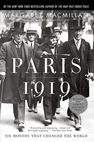 Paris 1919: Six Months That Changed the World von Random House