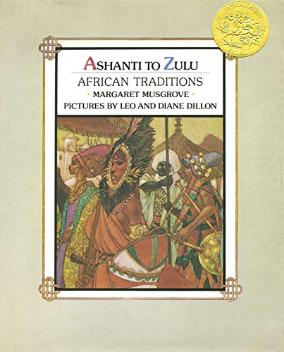 Ashanti to Zulu: African Traditions (Picture Puffin Books) von Puffin Books