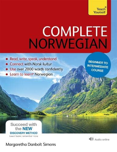Complete Norwegian Beginner to Intermediate Course: (Book and audio support) (Teach Yourself) von Hodder And Stoughton Ltd.