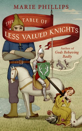 The Table Of Less Valued Knights von Jonathan Cape