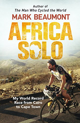 Africa Solo: My World Record Race from Cairo to Cape Town von Corgi