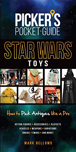 Picker's Pocket Guide - Star Wars Toys von Krause Publications