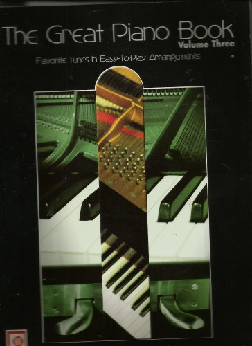 Das große Klavierbuch; The Great Piano Book; Le grand album pour piano, Bd.3