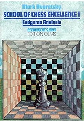 School of Chess Excellence, Vol.1, Endgame Analysis (Progress in Chess) von Edition Olms / Olms AG, Edition