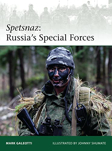 Spetsnaz: Russia's Special Forces (Elite, Band 206) von Osprey Publishing