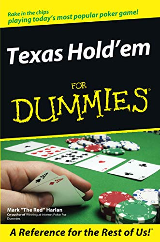 Texas Hold'em For Dummies (For Dummies Series) von For Dummies