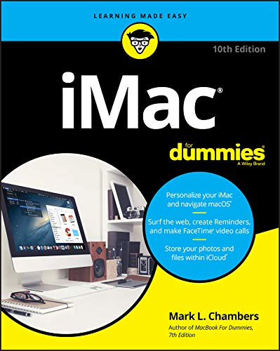iMac For Dummies von Wiley & Sons; For Dummies