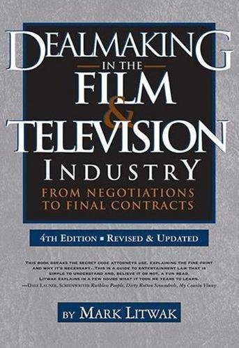 DEALMAKING IN THE FILM & TELEV