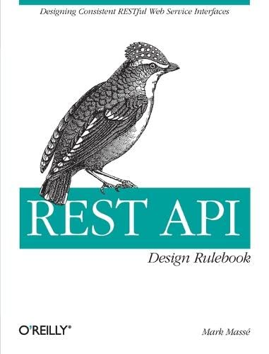 REST API Design Rulebook von O'Reilly and Associates