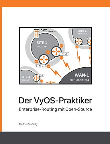 Der VyOS-Praktiker: Enterprise-Routing mit Open-Source von Books on Demand