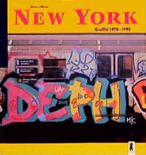 New York: Graffiti 1970-1995 von Aragon