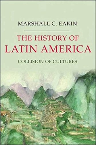 The History of Latin America: Collision of Cultures (Palgrave Essential Histories) von St. Martin's Griffin