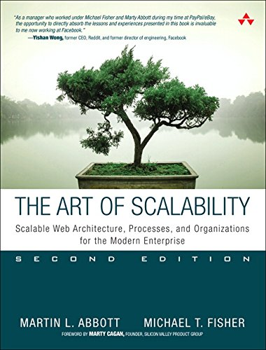 Art of Scalability, The: Scalable Web Architecture, Processes, and Organizations for the Modern Enterprise (Pear04) von Pearson Education (US)