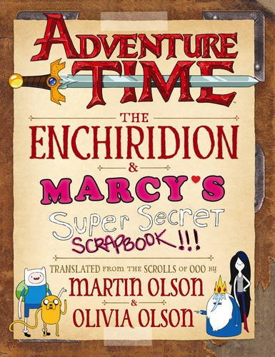 Adventure Time - The Enchiridion & Marcy's Super Secret Scrapbook von Titan Books Ltd
