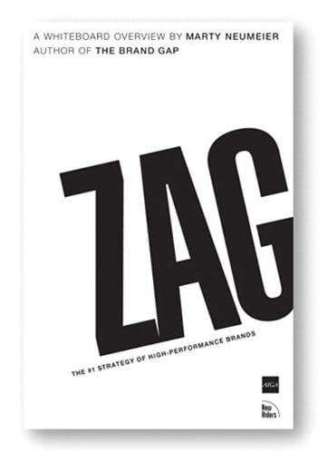 ZAG: The #1 Strategy of High-Performance Brands (One-Off) von New Riders Publishing