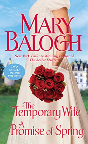 The Temporary Wife/A Promise of Spring: Two Novels in One Volume von Dell