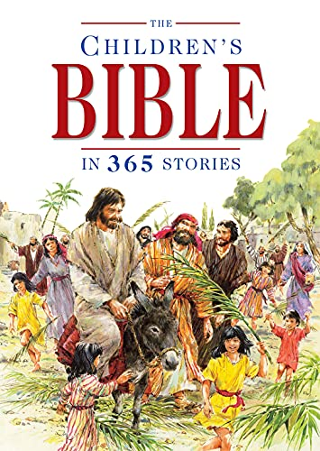 Batchelor, M: Children's Bible in 365 Stories: A Story for Every Day of the Year von David C Cook