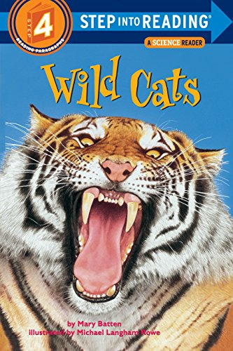 Wild Cats: Step Into Reading 4