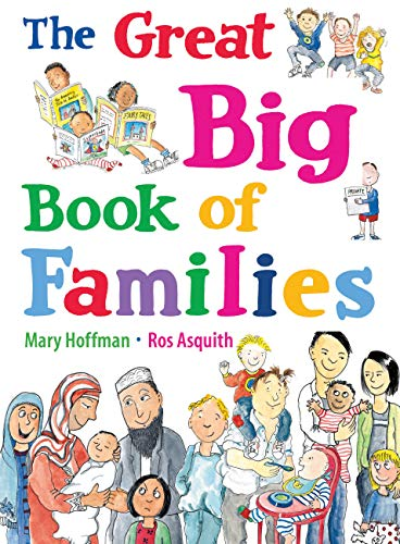 Hoffman, M: Great Big Book of Families von Frances Lincoln Publishers Ltd
