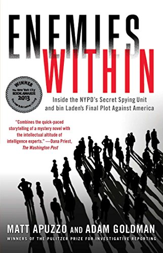Enemies Within: Inside the NYPD's Secret Spying Unit and bin Laden's Final Plot Against America von Atria Books