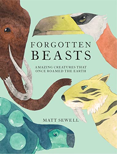 Forgotten Beasts von Pavilion Books