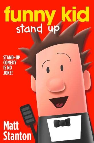 Stanton, M: Funny Kid Stand Up von Harpercollins Uk; Harpercollins Children'S Books