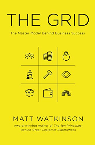 The Grid: The Master Model Behind Business Success von Random House Business Books