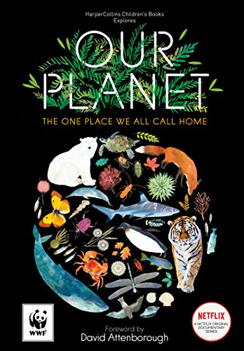 Our Planet: The One Place We All Call Home von Harpercollins Uk; Harpercollins Children'S Books