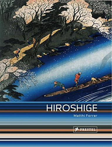 Hiroshige: Prints and Drawings von Prestel
