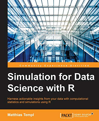 Simulation for Data Science with R (English Edition) von Packt Publishing
