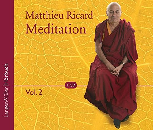 Meditation, Vol. 2 von Langen/Müller Audio-Books