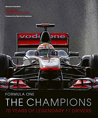 Formula One: The Champions: 70 years of legendary F1 drivers von Aurum Press