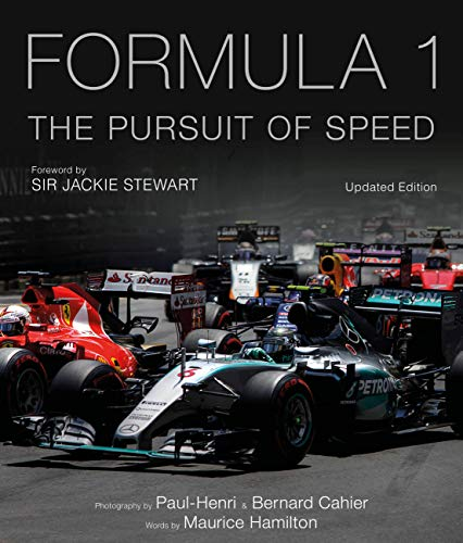 Formula One: The Pursuit of Speed: A Photographic Celebration of F1's Greatest Moments von Aurum Press