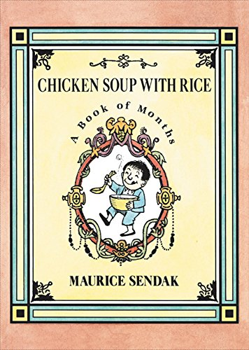 Chicken Soup with Rice Board Book: A Book of Months von HarperCollins