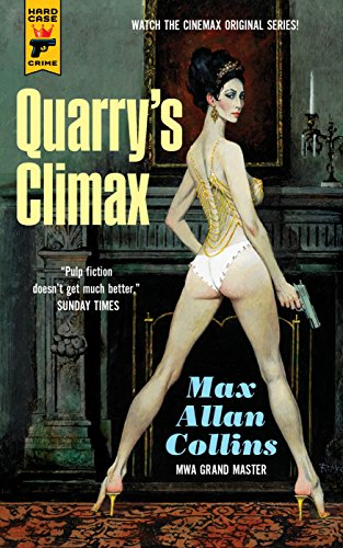 Quarry's Climax (Hard Case Crime) von TITAN BOOKS