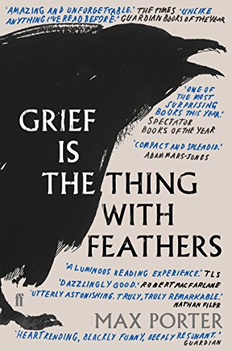 Grief is the Thing with Feathers von Faber And Faber Ltd.